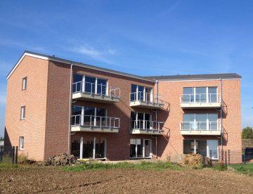 Hochwertige Wohnung mit 3 Zimmern und großem Balkon mit Feldblick in Kleinenbroich, 41352 Korschenbroich, Etagenwohnung