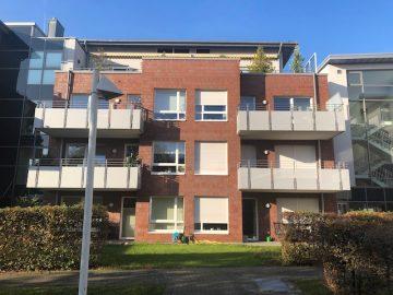 Seniorenwohnung mit traumhafter Gartenaussicht in der Wohnresidenz Franziskushof, 41063 Mönchengladbach, Etagenwohnung