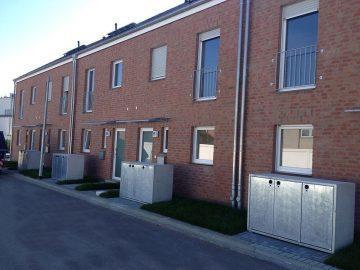 Modernes Einfamilienhaus in Feldrandlage von Kleinenbroich, 41352 Korschenbroich, Reihenmittelhaus