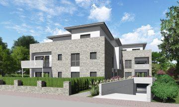 Erstbezug! 3-Zimmer Penthouse Wohnung mit Dachterasse in Südausrichtung, 41066 Mönchengladbach, Penthousewohnung